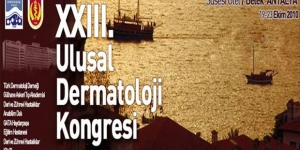 XXIII. Ulusal Dermatoloji Kongresi, Antalya<br>19 – 23 Ekim 2010