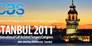 I.Uluslararası Hücre Destekli Cerrahi Kongresi, İstanbul<br>28 – 29 Mayıs 2011