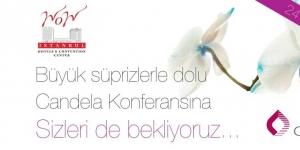 Candela Konferans, WOW Otel İstanbul<br>24 Ocak 2013