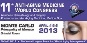 11th Anti-Aging Medicine World Congress in Monte-Carlo