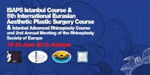 5. Uluslararası Avrasya Estetik Cerrahi Kursu, İstanbul<br>19 – 23 Haziran 2013