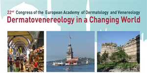 22nd Congress of the European Academy of Dermatology and Venereology