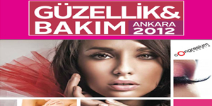 Güzellik ve Bakım Fuarı, Ankara<br>2012