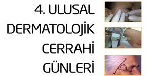 4. Ulusal Dermatolojik Cerrahi Günleri