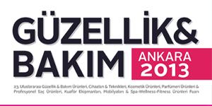 Güzellik ve Bakım Fuarı, Ankara<br>2013