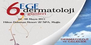 6. Ege Dermatoloji Günleri