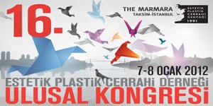 Estetik Plastik Cerrahi Derneği 16. Ulusal Kongresi